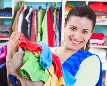 Fora com o Velho, Que Entre o Novo! Closet Cleaning   Lisboa & Oeiras