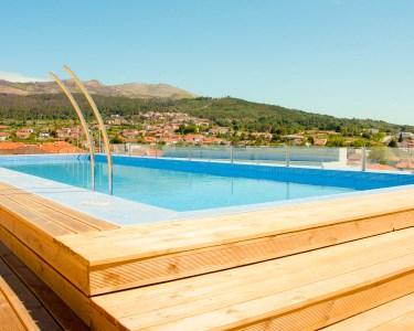 1 ou 2 Noites de Verão & Circuito de SPA no Boticas Hotel Art & SPA 4*