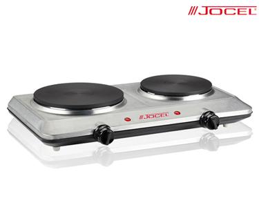 Placa Eléctrica de 2 Discos 2250W | Jocel®