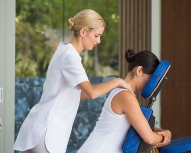 Workshop em Chair Massage c/ Certificado | 12h | Campo Pequeno