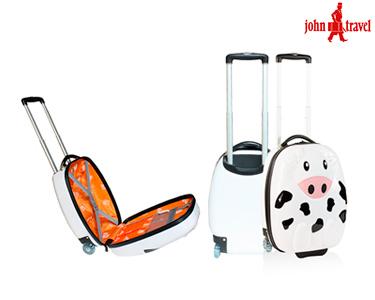 Trolley Infantil  John Travel®   Modelo à Escolha