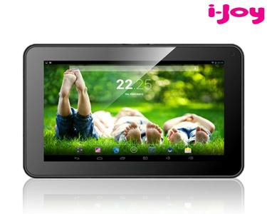 Tablet I-joy 4GB | Android 4.2.2 | Ideal para as suas Férias!