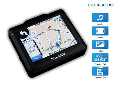 GPS Multimédia 5 em 1 | Áudio, Vídeo, Fotos, Música e E-book!