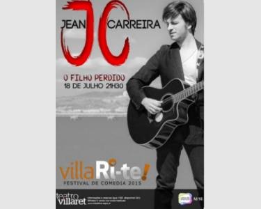«O Filho Perdido» Jean Carreira   18 de Julho   VillaRi-te   Teatro Villaret