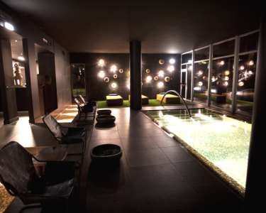 Circuito de Águas c/ Massagem de Relaxamento | Spa Atitude