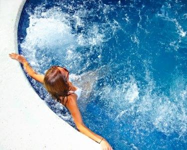 Circuito de Águas c/ Massagem Relax | 1 ou 2 Pessoas | Spa Atitude