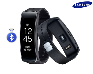 Samsung Gear Fit | Health & Fitness