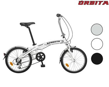 Bicicleta Articulada Evolution Órbita® | Escolha a Cor