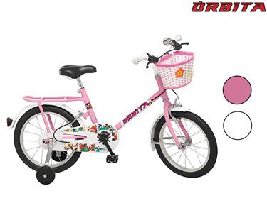 Bicicleta M400 Órbita® de Criança | Escolha a Cor