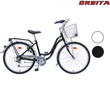 Bicicleta Super City  Órbita® | Escolha a Cor