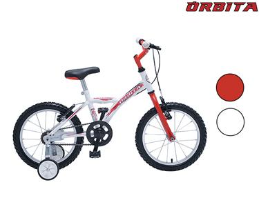 Bicicleta Pop16  Órbita® de Criança | Escolha a Cor