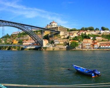 Douro Património Mundial! Cruzeiro das Seis Pontes para Dois | Porto