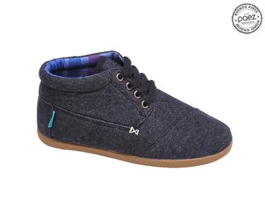 Paez® Boots | Originalidade & Conforto Black