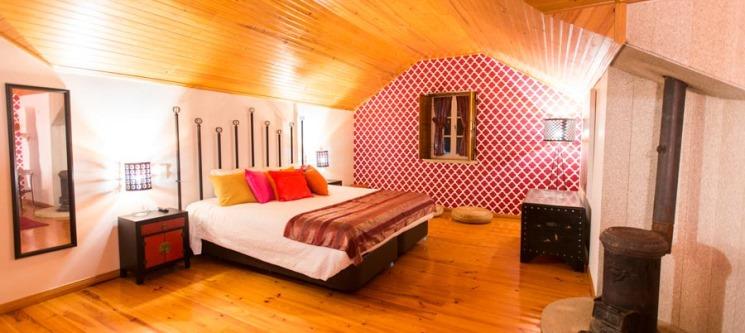Noites Românticas na Serra | 1, 2 e 3 Noites na  Villa Travancinha