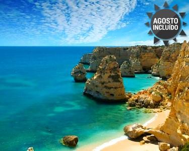 Algarve em Família! 3, 5 ou 7 Noites em T1 na Praia da Rocha