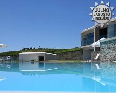 Água Hotels Douro Scala 5* | 1 a 5 Noites em Meia Pensão ou Tudo Incluído