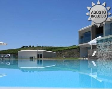 Água Hotels Douro Scala 5* | 1 a 5 Nts em Meia Pensão ou Tudo Incluído
