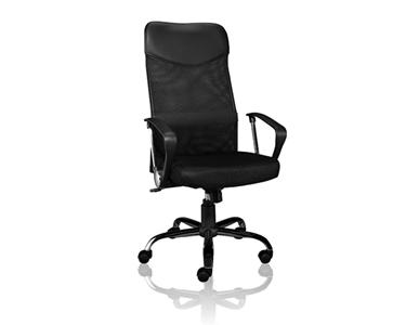 Cadeira de Executivo Alive | Preta