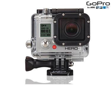 Câmara GoPro Hero3 Full HD White Edition