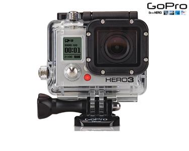 Câmara GoPro Hero3 Black Edition Full HD - Adventure