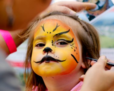 Workshop de Pinturas Faciais c/ Certificado | Kids4Fun | Porto