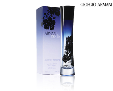 Perfume Giorgio Armani Code Femme EDT 50 ml