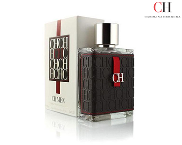 Perfume Carolina Herrera CH For Men EDT 100 ml