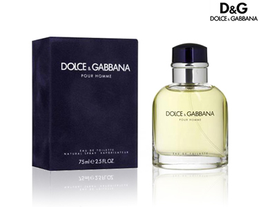 Perfume Dolce Gabbana Pour Homme | 75ml