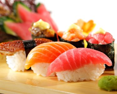 Prepare os Pauzinhos! Sushi de Fusão a Dois by Sushi Santos
