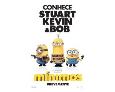 «Mínimos»| Animação Infantil nos Cinemas UCI | Vá Ao Cinema!