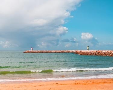 Férias na Quarteira | 1, 2, 3 ou 5 Noites junto à Praia
