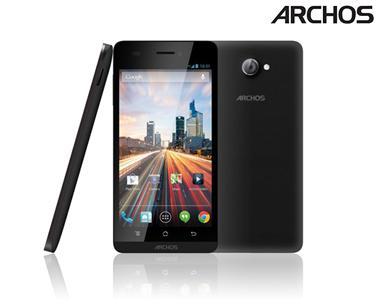 Smartphone Archos 50B Oxygen 4GB Dual Sim | Com Micro SD 8G