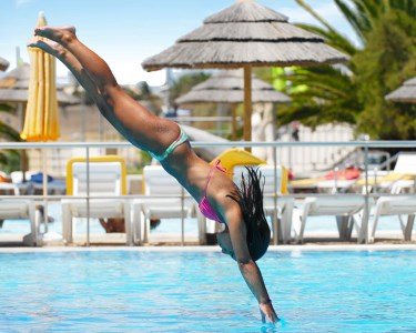 Piscina Oceânica de Oeiras - Bilhete de Dia Completo | Escolha o Seu