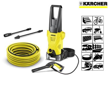 Lavadora de Alta Pressão K2 Premium + Mangueira 20 Metros | Kärcher®