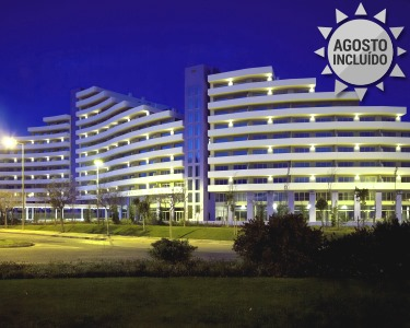 Férias no Algarve em T1 | 5 ou 7 Nts nos Apartamentos Oceano Atlântico 4*