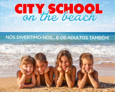 Para Crianças: Workshop de Inglês, Alemão ou Mandarim on the Beach