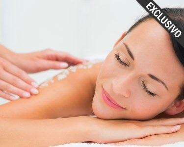 Novidade! Body & Soul | Esfoliação + Hidratação c/ Massagem + Facial