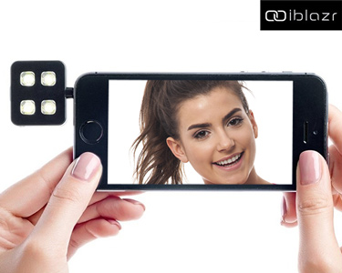 Flash Led para Smartphones & Tablets | Mais Cor nas suas Selfies!