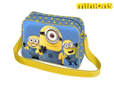 Bolsa Tiracolo 37 cm | Minions Hello
