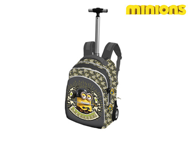 Mochila Trolley 47 cm | Minions Pirate