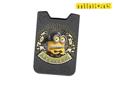 Capa Telemóvel 15 cm | Minions Pirate