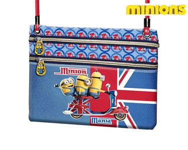 Bolsa Tiracolo 22 cm | Minions London