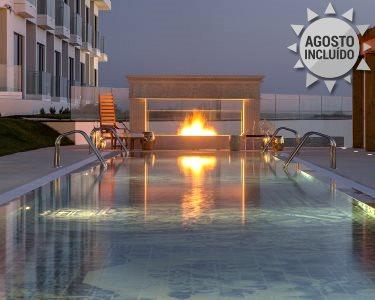 Férias de Praia no Hotel Evolutee 5* Vista Mar e Lagoa de Óbidos | 1 a 5 Nts