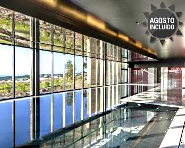 Hotel Evolutee 5* Vista Mar e Lagoa de Óbidos | 1 a 5 Noites