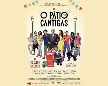 «O Pátio das Cantigas»   Bilhete Duplo para os Cinemas UCI!