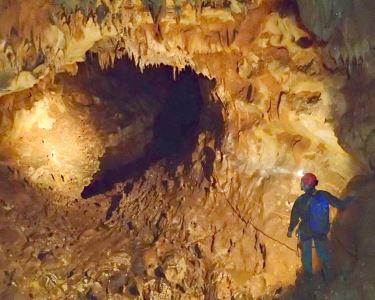Maravilhoso Mundo Subterrâneo! Espeleologia a Dois | Serra da Arrábida