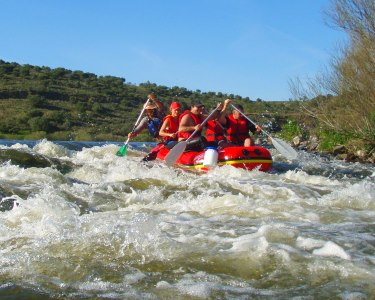 Natureza Radical! Rafting a Dois no Rio Guadiana | Wind