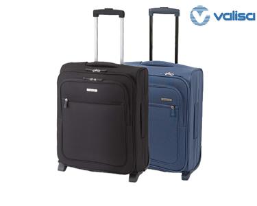 Mala de Viagem Crispy Valisa® Cabine Size | Escolha a Cor