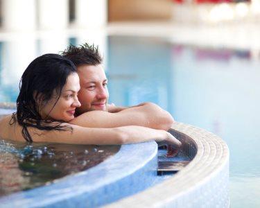 Love Ritual: Circuito de Águas + Massagem & Facial a 2   Furadouro Spa