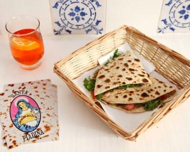 Santa Piadina! Deliciosas Especialidades Italianas a 2 no Bairro Alto